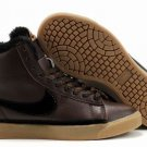 Blazer High-Black on Brown Gum-117978