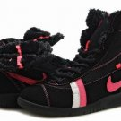 Nike Carpenterworm-Black and Pink-118234