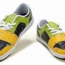 Cr Low -Black/Yellow/Green- 118042