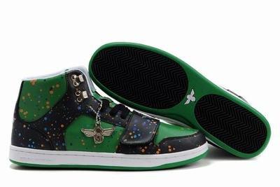 Cr High -Green/Black- 118036
