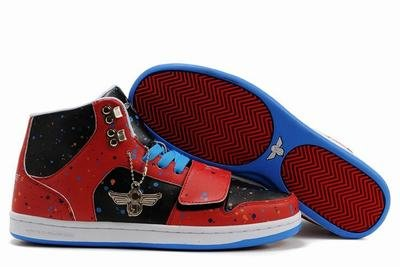 Cr High -Red/Blue/Black- 118038
