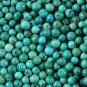 Natural Turquoise Dia.8-10 mm Round Loose Bead
