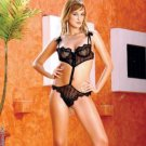 Lace bra corset teddy.80143