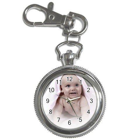 Custom printed Keychain/pocket watch