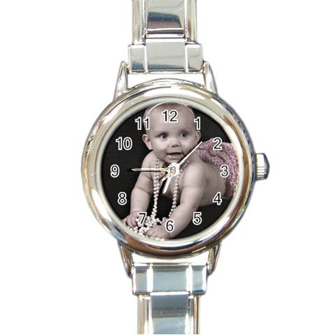 Custom print charm watch