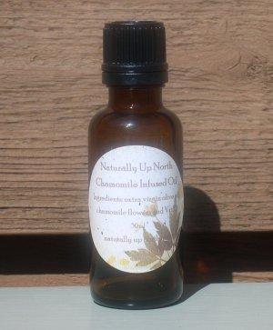 Chamomile Herbal Infused Oil 30ml