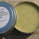 Up North Herbal Salve Made With Herbs, Olive Oil and Beeswax
