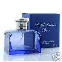 RALPH LAUREN BLUE Perfume Mini .25 oz.  Woman NIB