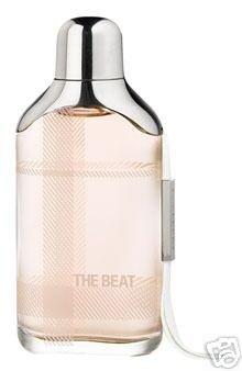 *BURBERRY THE BEAT * Perfume mini NIB Woman 2008