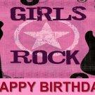 Girls Rock A3