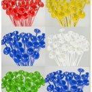 Balloon Stick Multi Colour