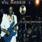 P Funk Family Guitarist Wil Harris- A love Divine