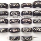 15 ENGRAVED TAGUA SEED RINGS HANDMADE PERUVIAN JEWELRY WHOLESALE ART