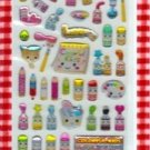 CRUX Colorful Kids Sticker Sheets Kawaii Art Supplies