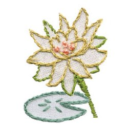 Sublime Stitching Embroidery Pattern: Flower Power