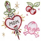 Sublime Stitching Embroidery Pattern: Tattoo Your Towel