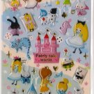 KAMIO Fairy Tale World Epoxy Sticker 2 Alice Peter Pan