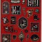 San-X Sentimental Circus Secret Anniversary Stickers - Red