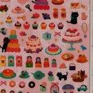 SAN-X Palette's Sweet Street Sticker Set 5
