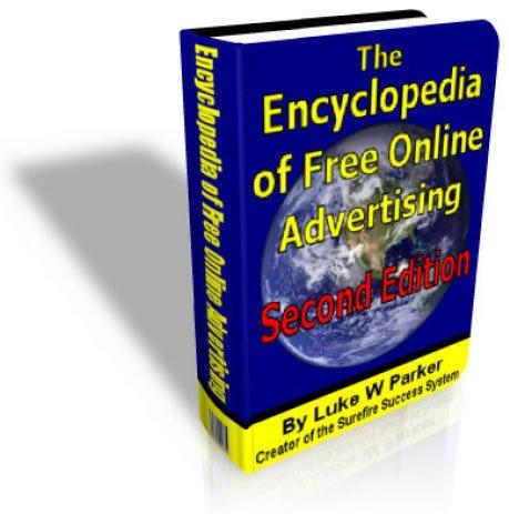 Online Advertising Ebook for Advertisers - Encyclopedia of Free Online Advertising