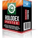 "Rolodex Poster ""Automate Your Backlink Building With Rolodex Poster"""