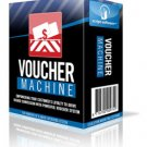 "Voucher Machine ""Time to Reward Your Customers and Affiliates With Voucher Machine"""