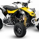 2010 Can-Am DS 450 EFI Xmx