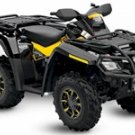 2010 Can-Am Outlander 800R EFI XT-P