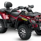 2010 Can-Am Outlander MAX 800R EFI LTD