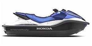 2008 Honda AquaTrax F-15X GPScape