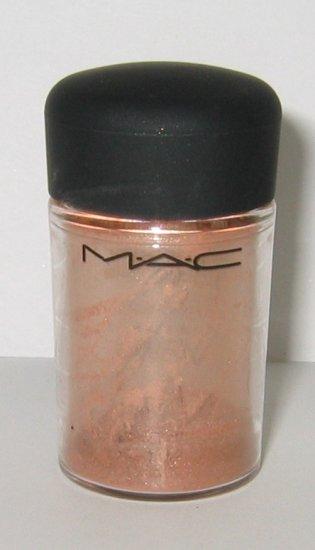 MAC - Naked Deep Dark 1/4 tsp Pigment Sample w/Original Jar