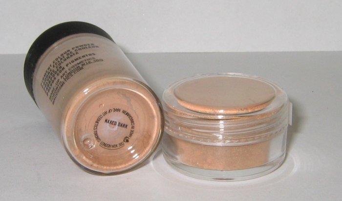 MAC - Naked Dark 1/4 tsp Pigment Sample