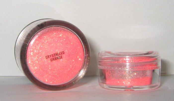MAC - Crystalled Orange 1/4 tsp Glitter Brilliant Sample