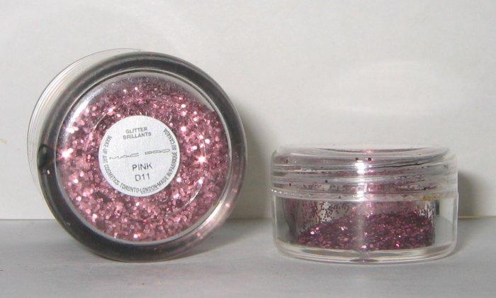 MAC - PINK 1/4 tsp Glitter Brilliant Sample RARE! HTF! ORIGIANL VERSION