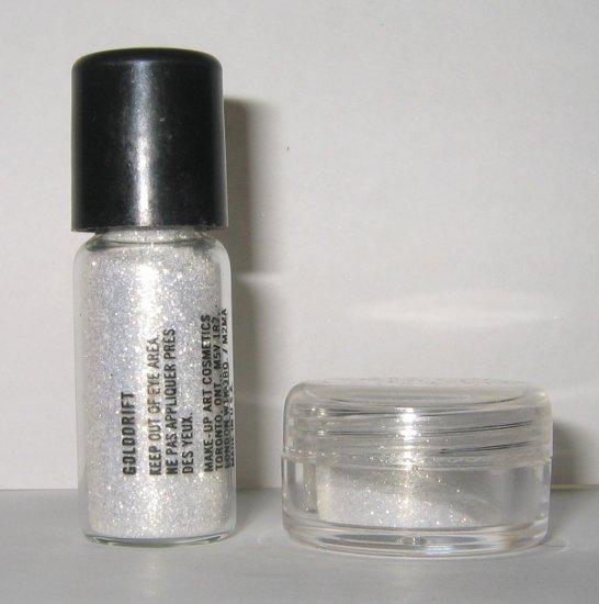 MAC - GOLDDRIFT 1/4 tsp Glitter Brilliant Sample RARE! HTF!