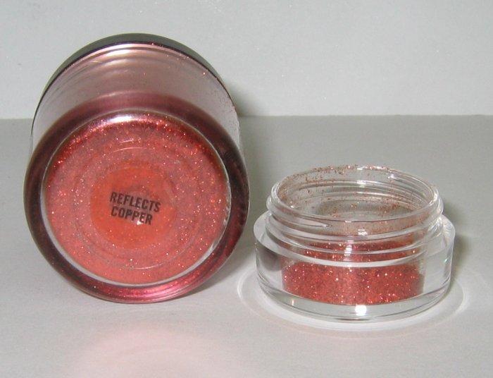 MAC - Reflects Copper 1/4 tsp Glitter Brilliant Sample