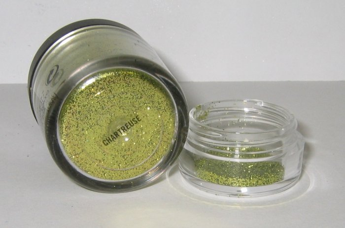 MAC - Chartreuse 1/4 tsp Glitter Brilliant Sample