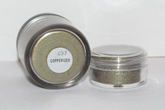 MAC - Copperized 1/4 tsp Pigment Sample