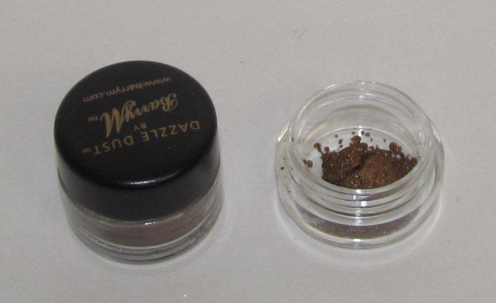 Barry M - Rust 1/4 tsp Dazzle Dust  Sample