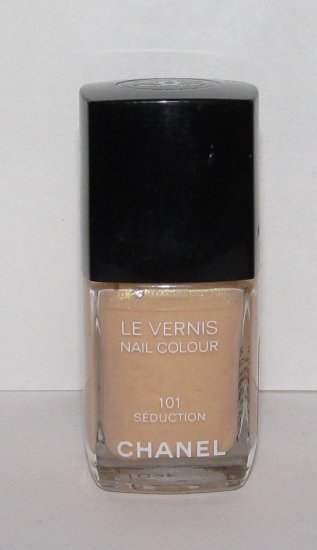 CHANEL - Seduction Nail Polish NWOB - RARE - HTF!