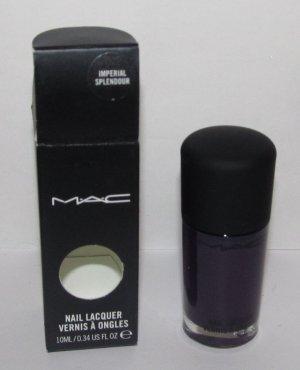 MAC - Imperial Splendour Nail Polish - NIB