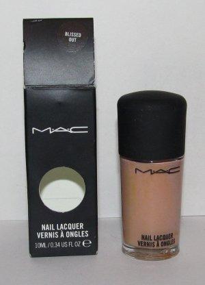MAC - Blissed Out Nail Polish - NIB
