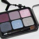 MAC - Pleat: 6 Cool Eyes Palette