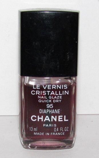 CHANEL - Diaphane Nail Glaze