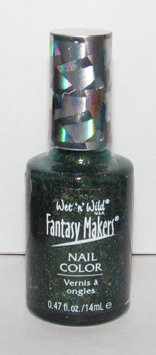 Wet 'n' Wild Nail Polish - Fantasy Makers - Sparklin' - NEW