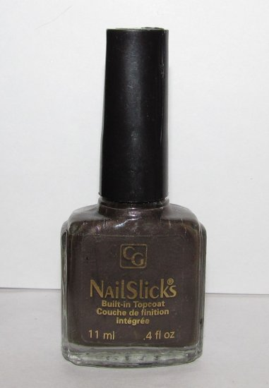 Cover Girl Nail Polish - Smoky Topaz 421 - NEW