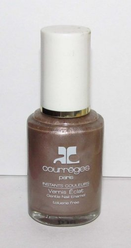 Courreges Nail Polish - Brun 376 - NEW