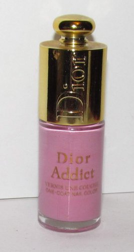 Dior Nail Polish - 490 Rose Comsique (Cosmic Rose)