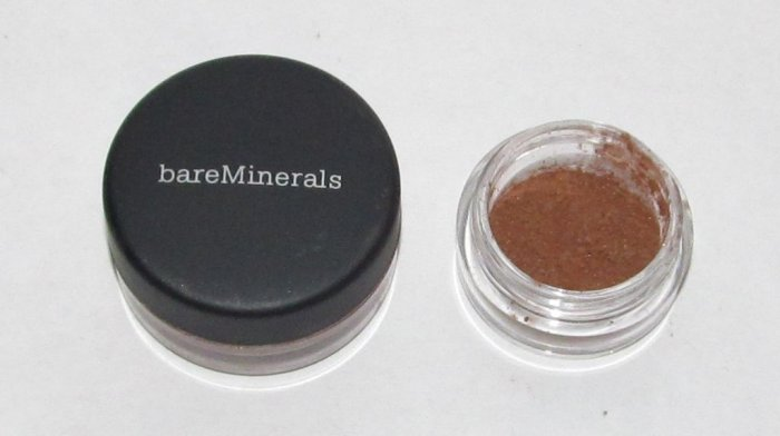 Bare Escentuals - Amber 1/4 tsp Eye Color Sample - Bare Minerals