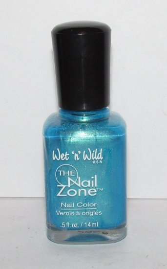 Wet 'n' Wild Nail Polish - The Nail Zone - Miffed - NEW